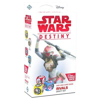 Star Wars Destiny Rivals Draft Set Card Game