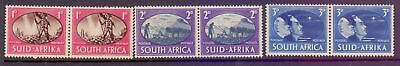 South Africa  1945  Peace pairs, MNH.