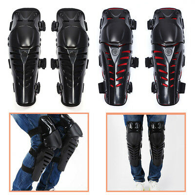 Motorcycle Adults Racing Motocross Knee Pads Protector Guards Protective Gear 2X