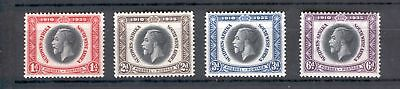South Africa  1935  25th Ann. Reign of George V, MH.