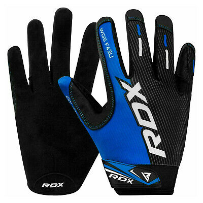 RDX Weight Lifting Gym Gloves Exercise WorkOut Training Fitness Cycling Glove AU