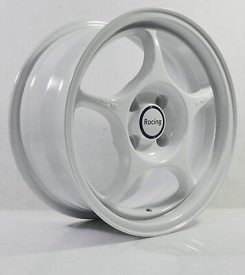 4pcs ENKEI RP01 15 inch Mag Wheels Rim 4X100 Alloy wheel Car Rims W-3