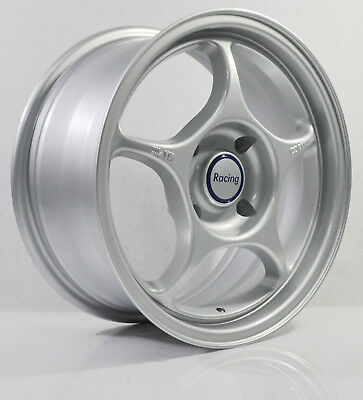 4pcs ENKEI RP01 15 inch Mag Wheels Rim 4X114.3 Alloy wheel Car Rims S-3
