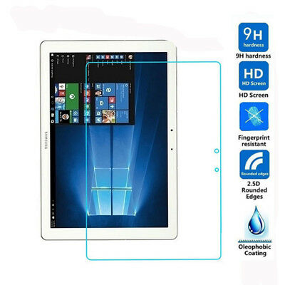 "Tempered Glass Screen Protector Guard Film For Samsung Galaxy Book 12"" Tablet"