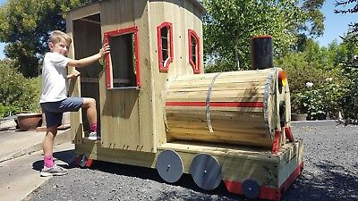Cubby Steam Engine