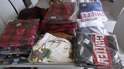 NEW Bulk lot of Vanguard brand mens  clothing  x  30   items p/up Gold Coast