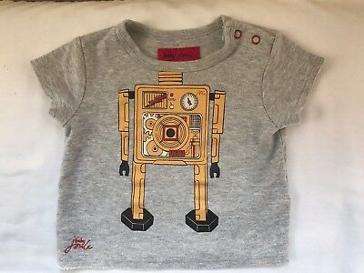 Baby Joule Tshirt Age 6-9months
