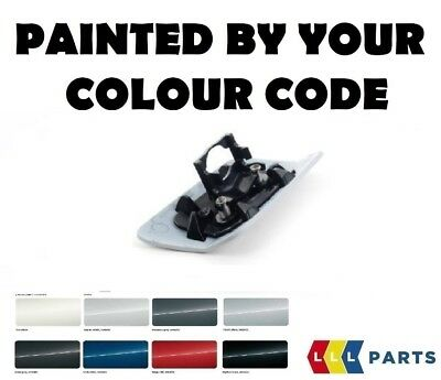 Bmw E92 E93 Lci M Sport Left Headlight Washer Cap Painted By Your Colour Code