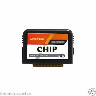Indonesian Chip + POP705 chip for Entertech Magic Sing Mic