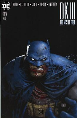 Batman Dark Knight Dk Iii/3 The Master Race 9 Midtown Variant Greg Capullo Cover