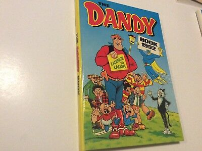The Dandy Book 1992 MINT condition