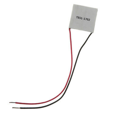 TES1-1702 2.05V Thermoelectric Cooler Peltier Plate 12mm x 12mm Hot sale