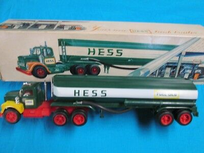 1972 Hess Truck Near Mint with Excellent Box