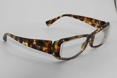 cf641d507b7 New Alain Mikli Al1005 0001 Brown Havana Eyeglasses Authentic Rx Al 1005  54-18