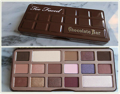 TOO FACED | CHOCOLATE BAR PALETTE 100% Authentic