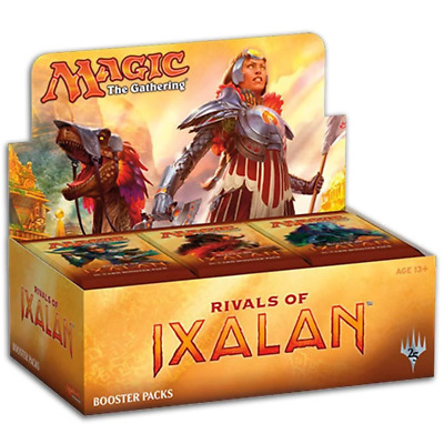Magic The Gathering Rivals of Ixalan Booster Box - 36 booster packs