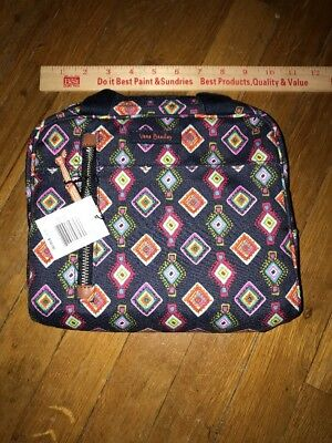 NWT Vera Bradley Lighten Up Lunch Cooler Mini Medallions Insulated Bag