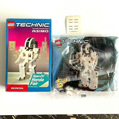 Lego Technic Honda Asimo Japan Limited Not for sale F/S Rare Don't Miss!Gift