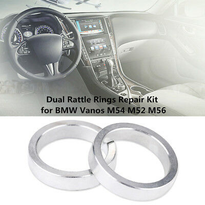 Dual Rattle Rings Upgrade Repair Rebuild Kit for BMW Vanos M54 M52 M56