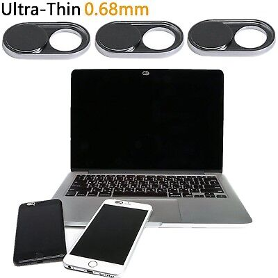 WebCam Shutter Covers Web Laptop iPad PC Camera Secure Protect your Privacy 1Pcs
