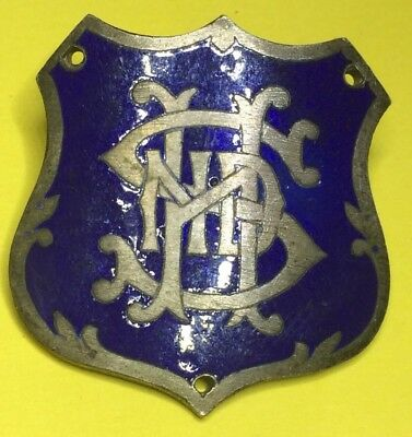 Old School Badge By Stokes