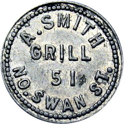 Albany New York Good For Token A Smith