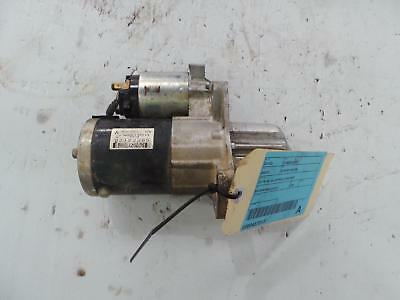 Holden Commodore Starter Motor 3.6 V6, Vz, Alloytech, 07/05-09/07 05 06 07