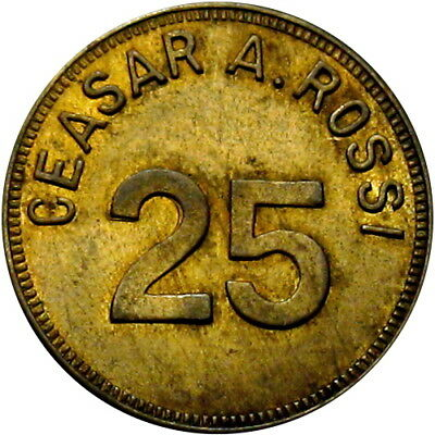 Horicon New York Good For Token Ceasar A Rossi