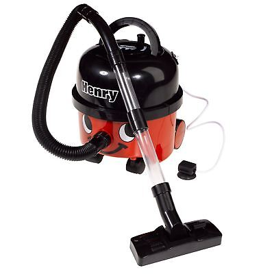 Little Henry Vacuum Cleaner Casdon Red New 100% Official