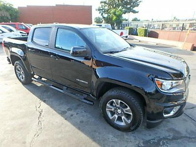 2017 Chevrolet Colorado Z71 2017 Chevrolet Colorado Z71 Crew Cab Damaged Wrecked Repairable! Priced To Sell!