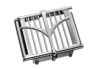 Kuryakyn Oil Cooler Cover for Indian, Chrome