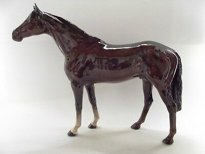 Stunning Large Beswisk Thoroughbred Horse No 1564 Ref 1225/5