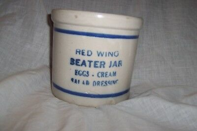 Red Wing Beater Jar,     Fort Atkinson, Wis