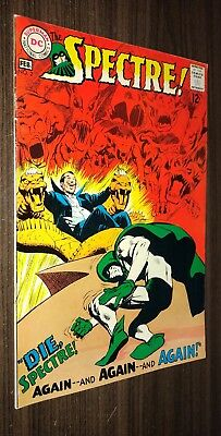 SPECTRE #2 -- February 1967 -- NEAL ADAMS -- VF/NM Or Better