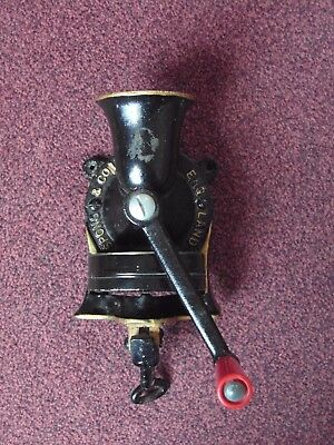 Spong No.1Coffee Grinder with tray. Lovely Condition