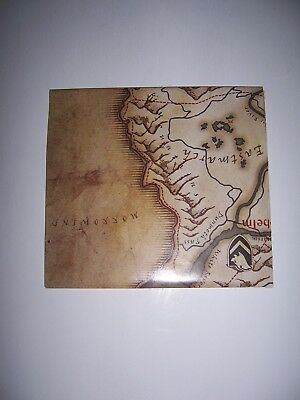 ELDER SCROLLS V 5 PROVINCE OF SKYRIM MAP POSTER GUIDE Xbox 1 One or PS4