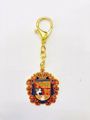 Feng Shui Annual Crest Amulet Keychain For 2018 Usa Seller