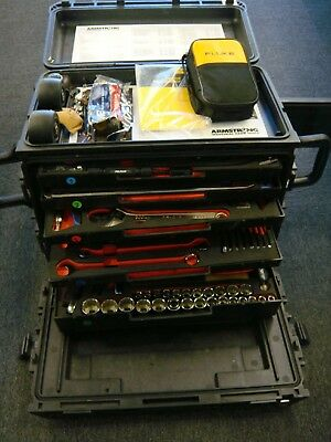 ARMSTRONG General Mechanics Tool Kit (GMTK) Developed for the Military - Pelican
