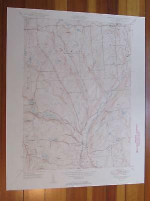 HUGE 1770 PA MAP Valley Forge Dingmans Ferry Smithville PENNSYLVANIA history BIG