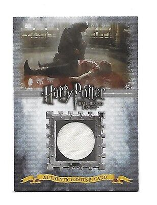 Harry Potter and the Half-Blood Prince Update C4 Costume Card Shirt Draco Malfoy