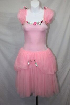 Various Pink Adult Size Tutu Dance Costume Dress Up Party Recital, Halloween