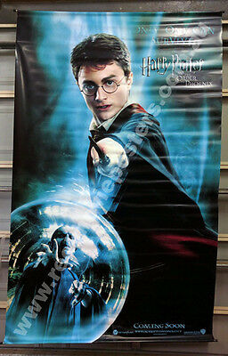 HARRY POTTER AND THE ORDER OF THE PHOENIX Vinyl Banner
