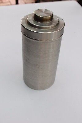 Stainless Steel Developing Tank With 2X35Mm And 1X 120 Reels