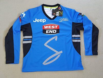 Adelaide Strikers Onfield Long Sleeve Jersey New 2XL Big Bash League Cricket