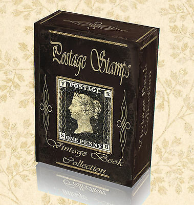 Stamps Stamp Collecting - 220 Rare Books on DVD - World Postage Guides Album 286