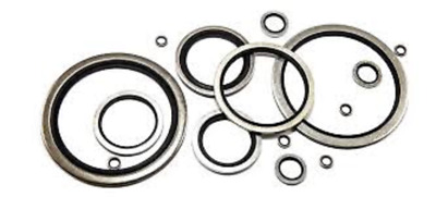 Metric Hydraulic Washer Dowty Washer Bonded Seal BSP  Self Centering