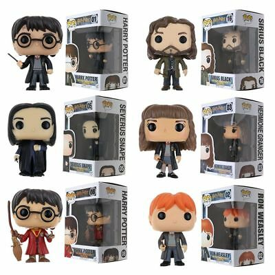 2018 Funko Pop! Harry Potter Hermione Granger Sirius Black Vinilo Figura Regalo