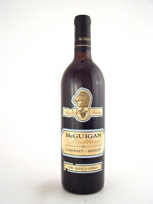 1993 McGUIGAN Brothers Cabernet Merlot Isle of Wine