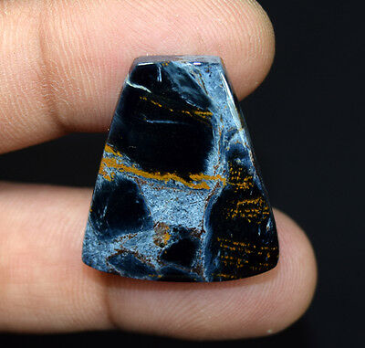 26.10 Cts. 100 % Natural Chatoyant Pietersite Fancy Cabochon Loose Gemstones