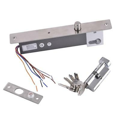 50kg(110lb) Hoding Force Metal Electric Bolt Door Lock Fail Safe Mode Lock